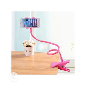 Phone Holder Stand 360 Degree Flexible Clip For Phones | Accessories for Mobile Phones & Tablets for sale in Rivers State, Port-Harcourt