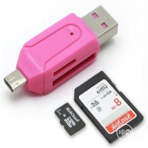OTG Memory Card Reader   Accessories for Mobile Phones & Tablets for sale in Oyo State, Ibadan