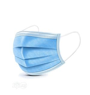 A Pack Of 3-ply Disposable Face Mask   Medical Supplies & Equipment for sale in Lagos State, Ajah