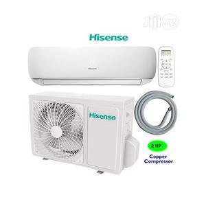 Brand New HISENSE 2HP Split Unit AC,  Percent Full Copper | Home Appliances for sale in Lagos State, Ojo