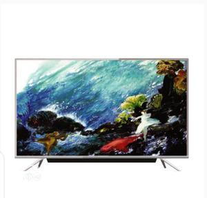 Scanfrost 50'' Full HD Smart TV+ Inbuilt Sound Bar/Satellite | TV & DVD Equipment for sale in Abuja (FCT) State, Asokoro