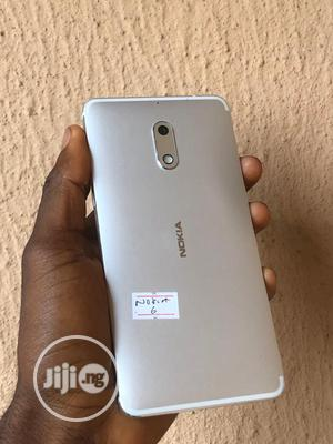 Nokia 6 64 GB Silver | Mobile Phones for sale in Lagos State, Ikeja