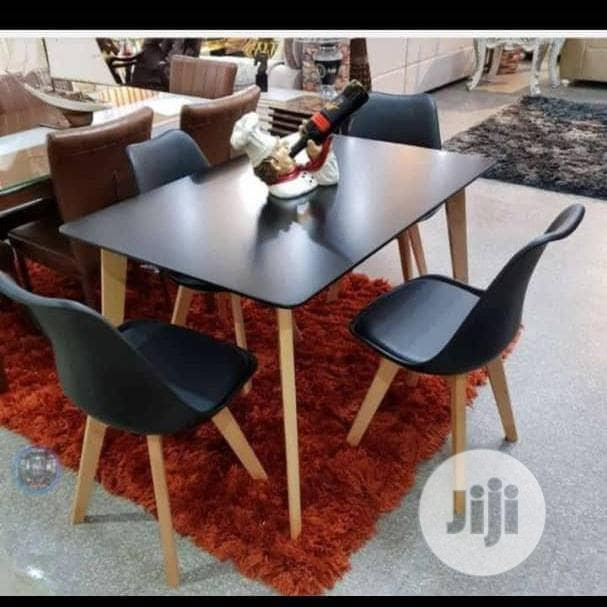 Archive: Super Quality Dinning Table With 4 Chairs