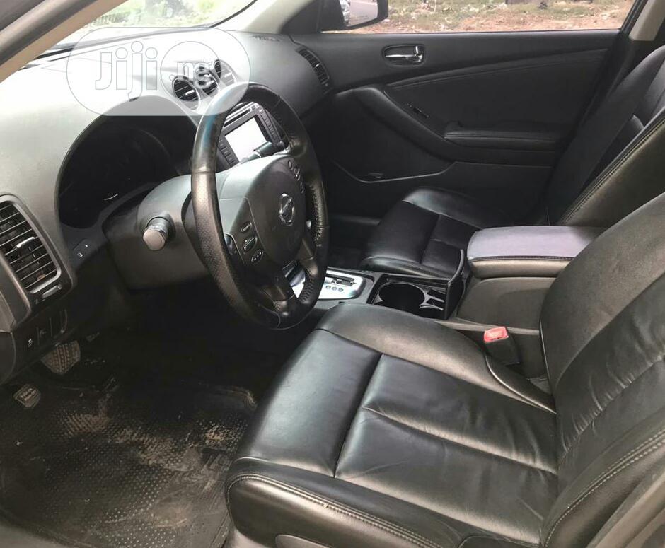 Nissan Altima 2011 Gray | Cars for sale in Amuwo-Odofin, Lagos State, Nigeria