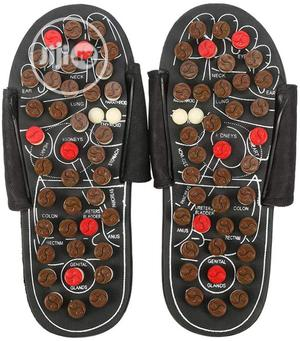 Foot Massage Slippers Acupuncture Therapy Massager | Tools & Accessories for sale in Lagos State, Surulere