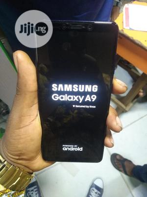 Samsung Galaxy A9 128 GB Blue | Mobile Phones for sale in Lagos State, Ikeja