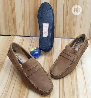 Clarks Men Suede Loafers | Shoes for sale in Lagos State, Lagos Island (Eko)