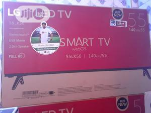 55 Inches LG Smart Television   TV & DVD Equipment for sale in Lagos State, Ojo