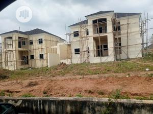4 Bedroom Semi Detached Duplex Carcass With A BQ For Sale   Houses & Apartments For Sale for sale in Abuja (FCT) State, Asokoro