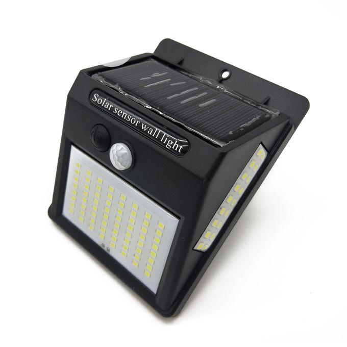 100 LED Solar Light Outdoor Solar Lamp PIR Motion Sensor