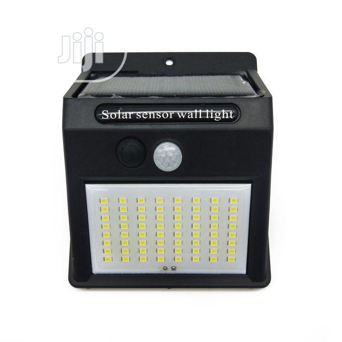 100 LED Solar Light Outdoor Solar Lamp PIR Motion Sensor   Garden for sale in Owerri, Imo State, Nigeria