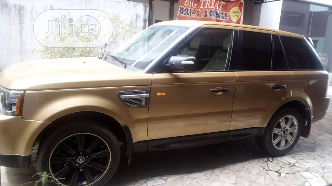 Land Rover Range Rover Sport 2013 HSE 4x4 (5.0L 8cyl 6A) White | Cars for sale in Ojodu, Lagos State, Nigeria