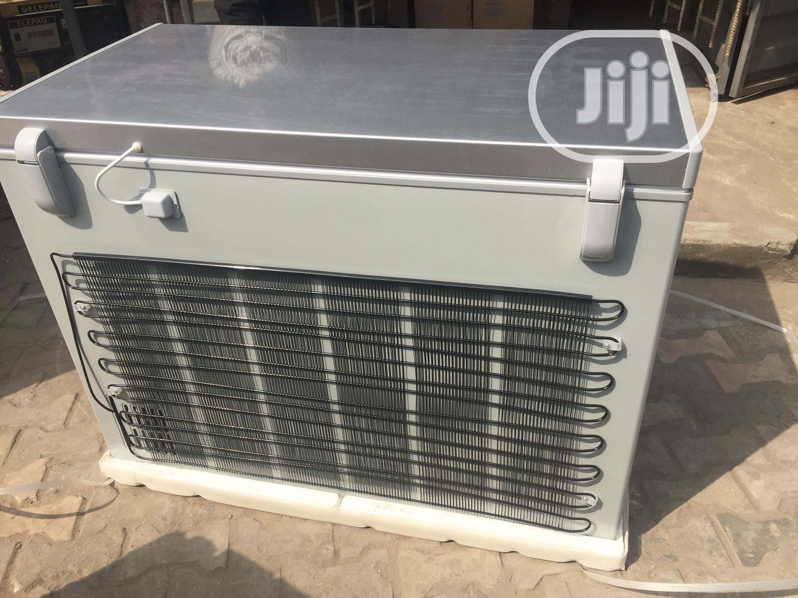 Archive: DOVE Chest Freezer Dv450