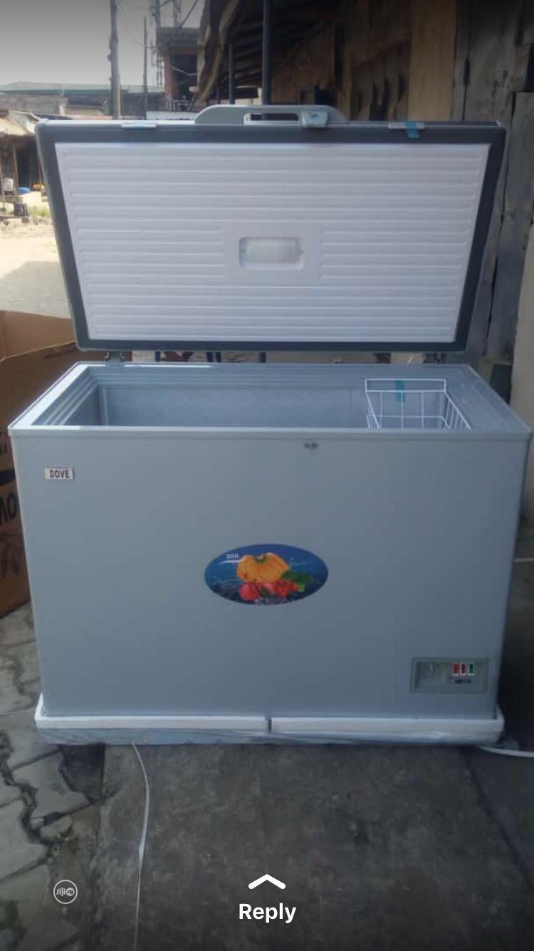 Archive: DOVE Chest Freezer Dv350