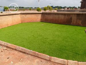 Artificial Grass Installed On Open Space In Opic Ogun State   Garden for sale in Lagos State, Ikeja
