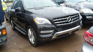 Mercedes-Benz M Class 2013 Black | Cars for sale in Lagos State, Isolo