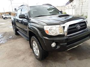Toyota Tacoma 2007 Access Cab Black | Cars for sale in Lagos State, Apapa