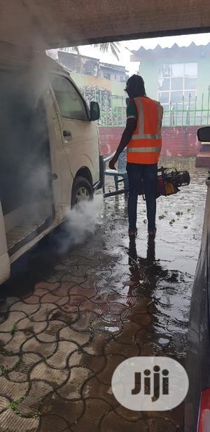 Smoking Fumigation | Cleaning Services for sale in Lagos State, Ajah