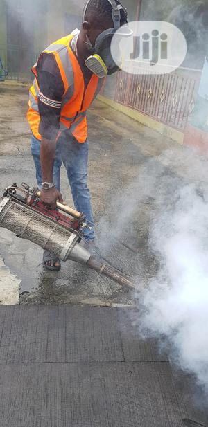 Gas And Smoking Fumigation | Cleaning Services for sale in Lagos State, Victoria Island
