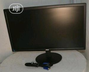 Aoc Ips Monitor | Computer Monitors for sale in Lagos State, Ikeja