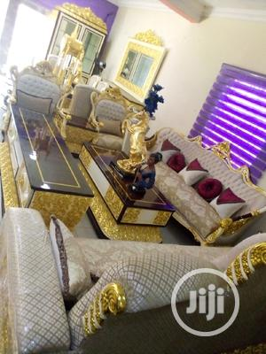 Complete Set Of Turkey Royal Sofa, And Dining Set. | Furniture for sale in Abuja (FCT) State, Maitama