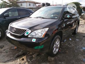 Lexus RX 2005 Black | Cars for sale in Lagos State, Apapa