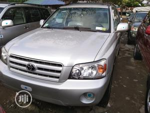 Toyota Highlander 2005 Limited V6 Silver   Cars for sale in Lagos State, Apapa