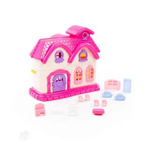 Fairy Tale Doll House With Furniture Set 12 Pieces | Toys for sale in Lagos State, Lagos Island (Eko)