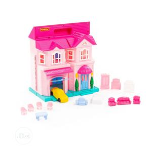 Sophie Doll House With Car and Furniture Set 14 Pieces | Toys for sale in Lagos State, Lagos Island (Eko)