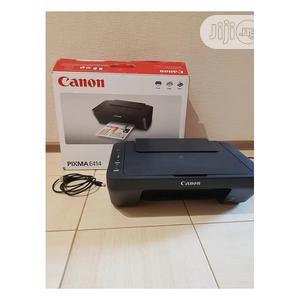 Canon Printer Pixma E414   Printers & Scanners for sale in Abuja (FCT) State, Wuse