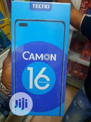 New Tecno Camon 16 Premier 128 GB   Mobile Phones for sale in Lagos State, Ikeja