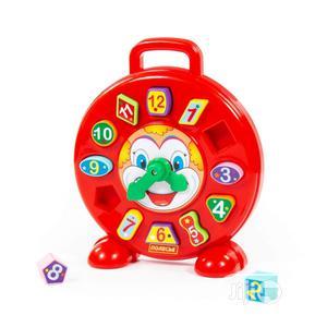 Clown Clock Shape Sorter   Toys for sale in Lagos State, Lagos Island (Eko)