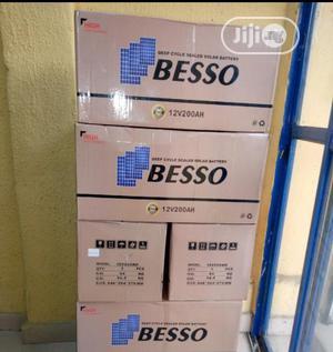 12v 200ah Besso Solar Battery   Solar Energy for sale in Lagos State, Ojo