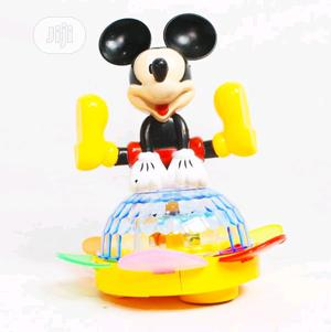 Mickey Mouse Rotating Toy With Light   Toys for sale in Lagos State, Lagos Island (Eko)