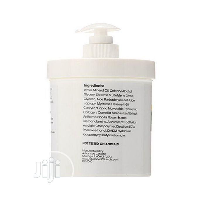 Advanced Clinicals Collagen Skin Rescue Lotion Hydrate, Mois   Skin Care for sale in Amuwo-Odofin, Lagos State, Nigeria