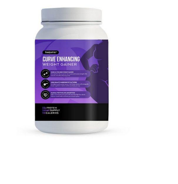 Gluteboost Curve Enhancing Weight Gainer Shake 28 DAYS