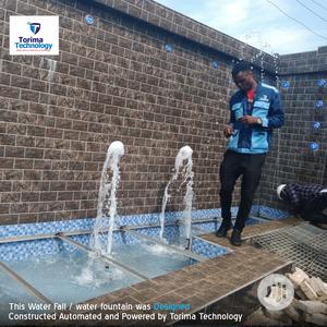 Installation Of Water Fountain   Building & Trades Services for sale in Abuja (FCT) State, Wuse 2