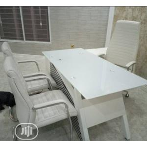 Office Table × Office Chair × Visitors Chair   Furniture for sale in Lagos State, Lekki