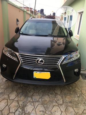 Lexus RX 2015 350 AWD Black   Cars for sale in Lagos State, Ikeja