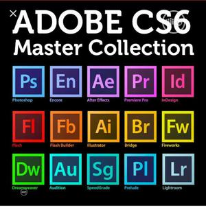 Adobe Cs6 Master Collection   Computer & IT Services for sale in Abuja (FCT) State, Wuse 2