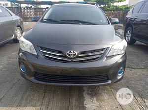 Toyota Corolla 2012 Gray | Cars for sale in Lagos State, Amuwo-Odofin