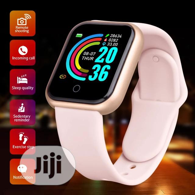 Archive: Smart Watch FT50