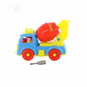 Take-apart Mixer Truck   Toys for sale in Lagos State, Lagos Island (Eko)