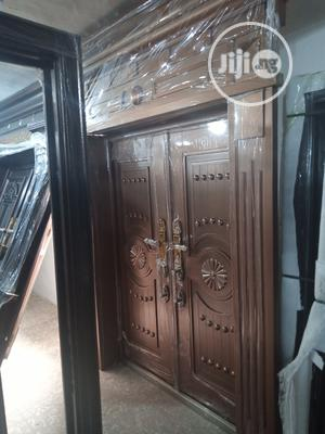 Royal German Copper Door 5ft With Arc | Doors for sale in Lagos State, Orile