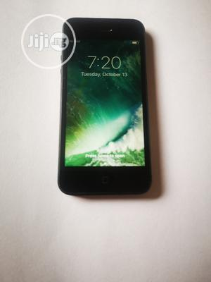 Apple iPhone 5 16 GB Black | Mobile Phones for sale in Lagos State, Ikeja