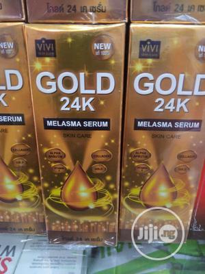 Gold 24k Melasma Serum   Skin Care for sale in Lagos State, Amuwo-Odofin