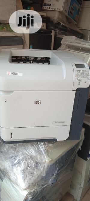 Hp Laserjet P 4015 Black And White | Printers & Scanners for sale in Lagos State, Surulere