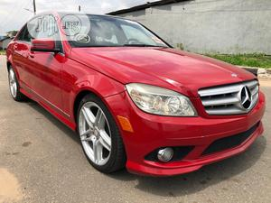 Mercedes-Benz C300 2010 Red | Cars for sale in Lagos State, Ikeja