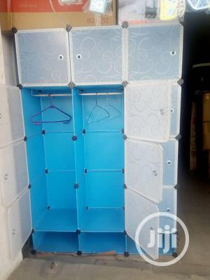 Donpeace Multiple Storage Cabinet/Wardrobe -Blue -05-08   Furniture for sale in Lagos State, Alimosho
