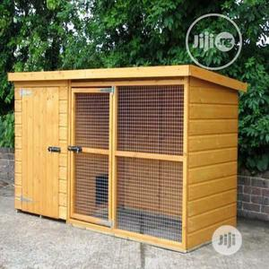 Dog House Available | Pet's Accessories for sale in Abuja (FCT) State, Wuse 2